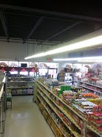 Pastes Section